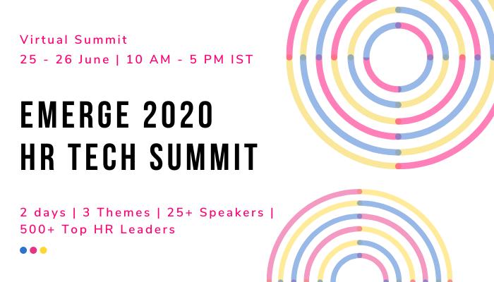 Emerge 2020 HR Tech Summit